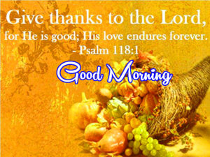 Thanks Giving Quotes good morning images photo wallpaper free download