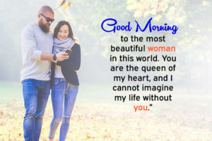 Good Morning Images For Wife wallpaper photo hd