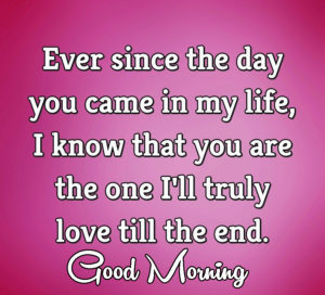 Good Morning Love Of My Life Images photo pics download