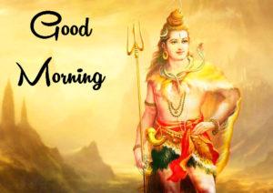 Lord Shiva Good Morning Images pics wallpaper free hd