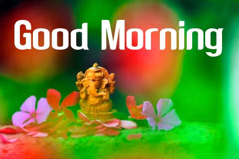 Lord God Ganesha Ji Good Morning Images HD Download