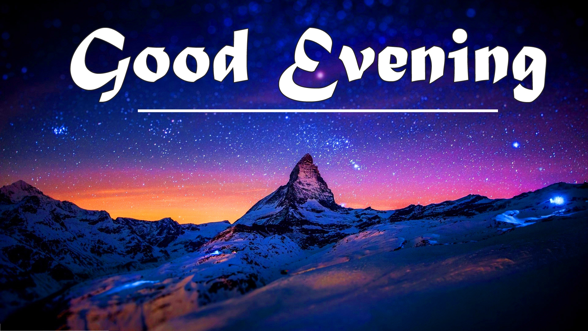 Good Evening Images Wallpaper Free