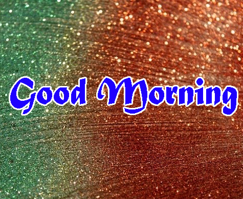 Good Morning Glitters Photo for Facebook Free Download