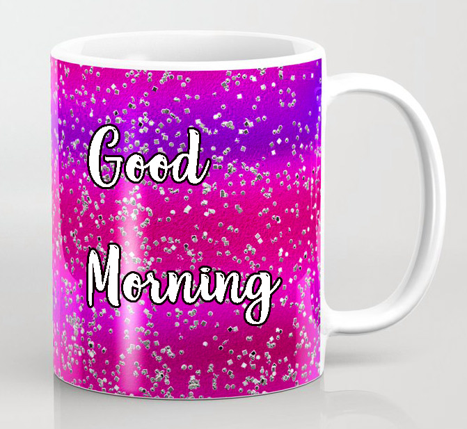 Good Morning Glitters Wallpaper Download