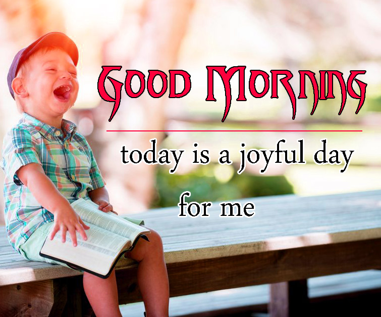 Joyful good morning Photo Download