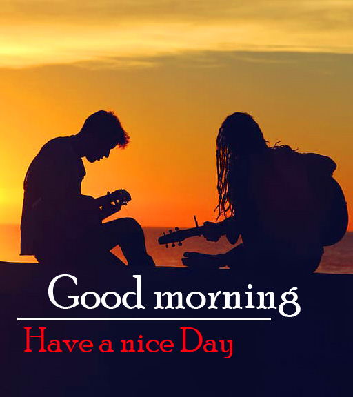 Free Latest Love Couple Good Morning Pics Images Download