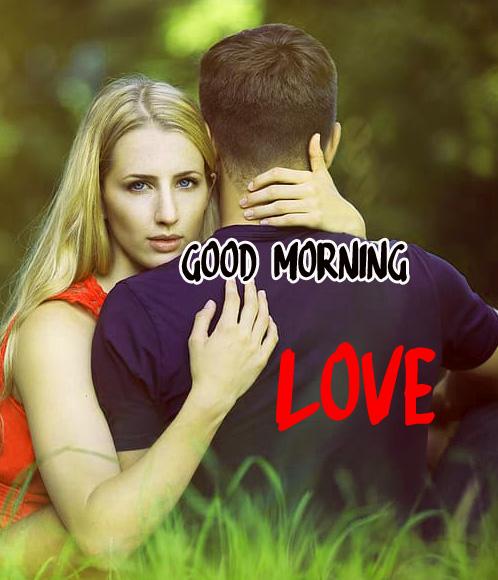 Love Couple Good Morning Images With Stylish Photo