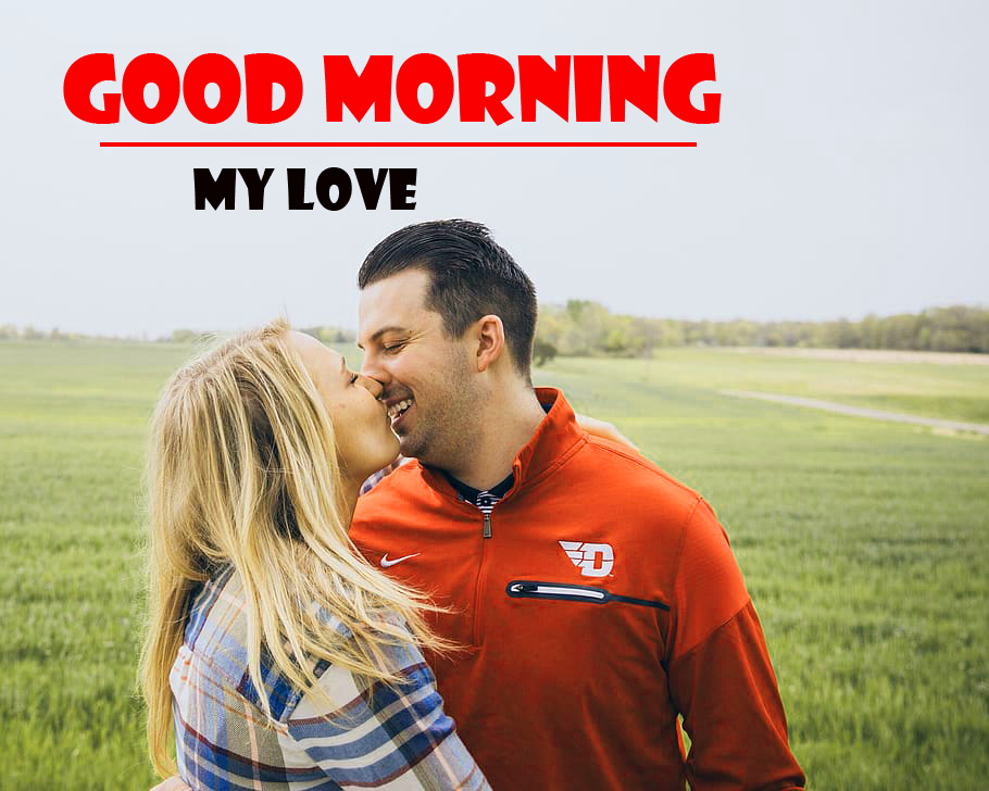 Love Couple Good Morning Images 9