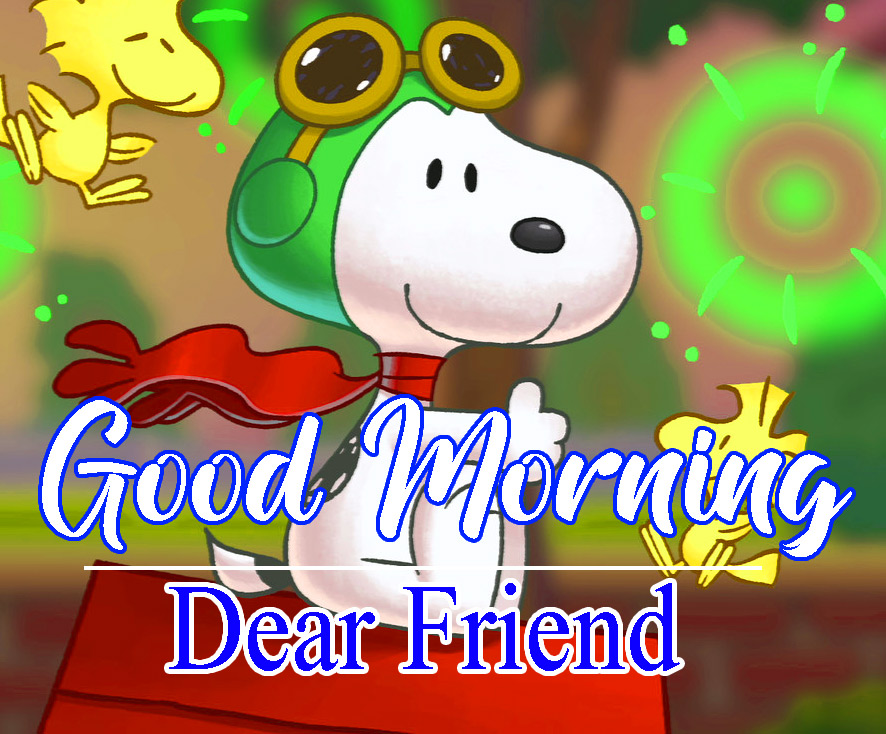 Snoopy Good Morning Wishes 13