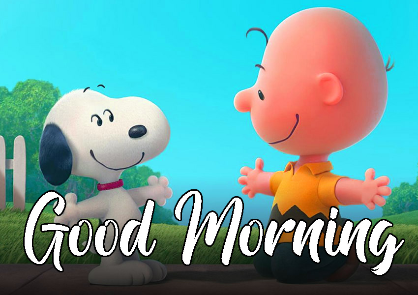 Free Snoopy Good Morning Wishes Pics Download