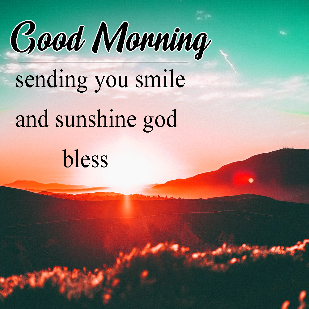 Sunsine Good Morning Images Wallpaper Free Download