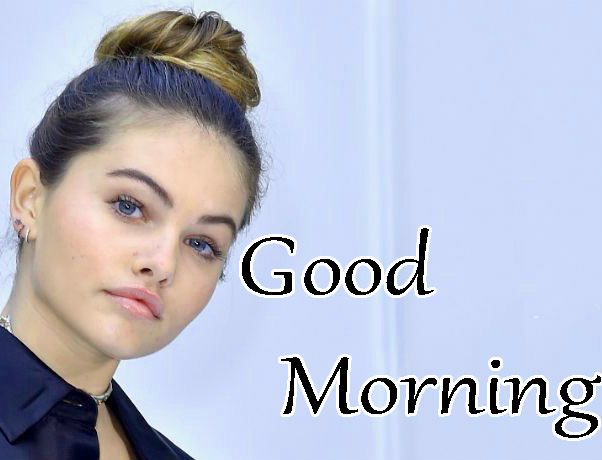 Most Beautiful Girl In the World Good Morning Wallpaper Download