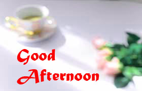 Good Afternoon Images Photo for Facebook