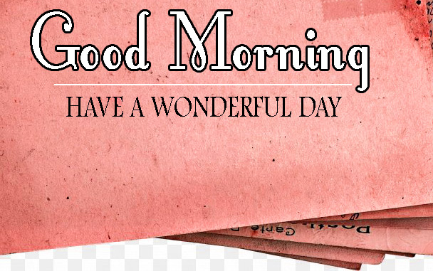 good morning postcard images Wallpaper Download