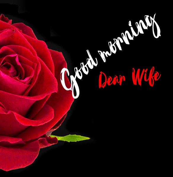 Wife Good Morning Pics Wallpaper