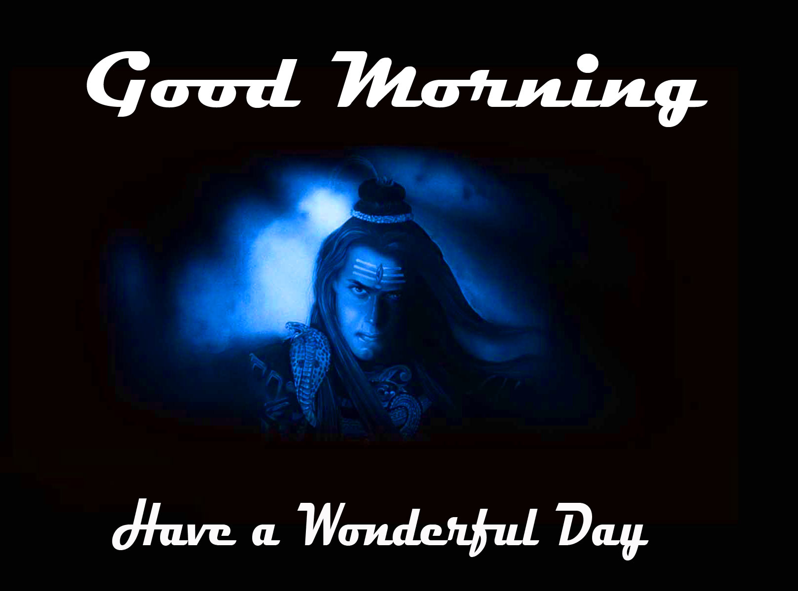 Lord shiva good morning Pics Download for Whatsapp