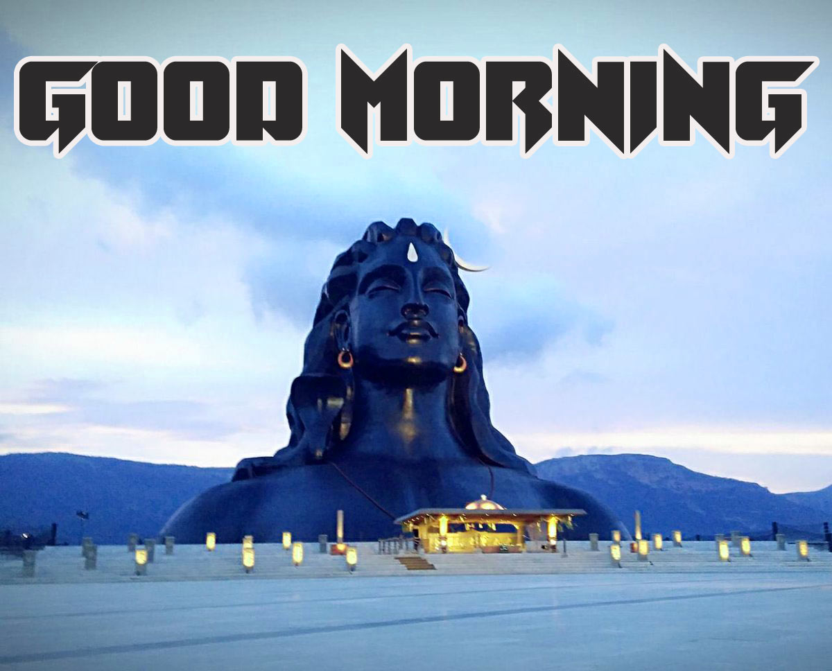 Lord shiva good morning Pics HD for Whatsapp