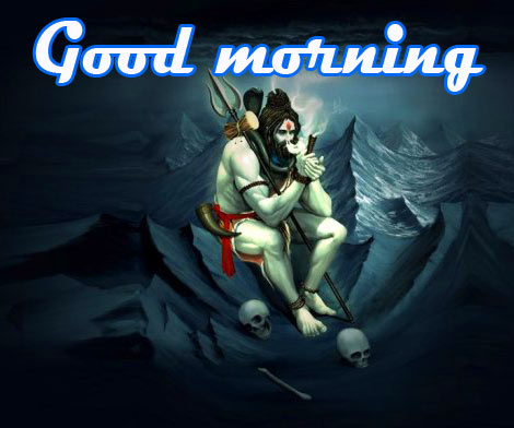Lord shiva good morning Images free for Whatsapp