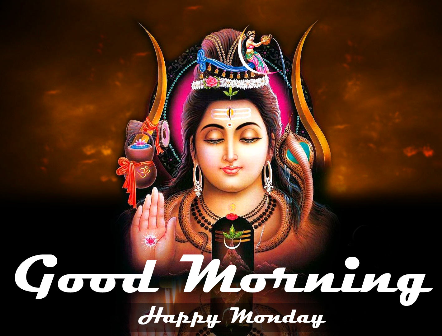 Lord shiva good morning Photo Download