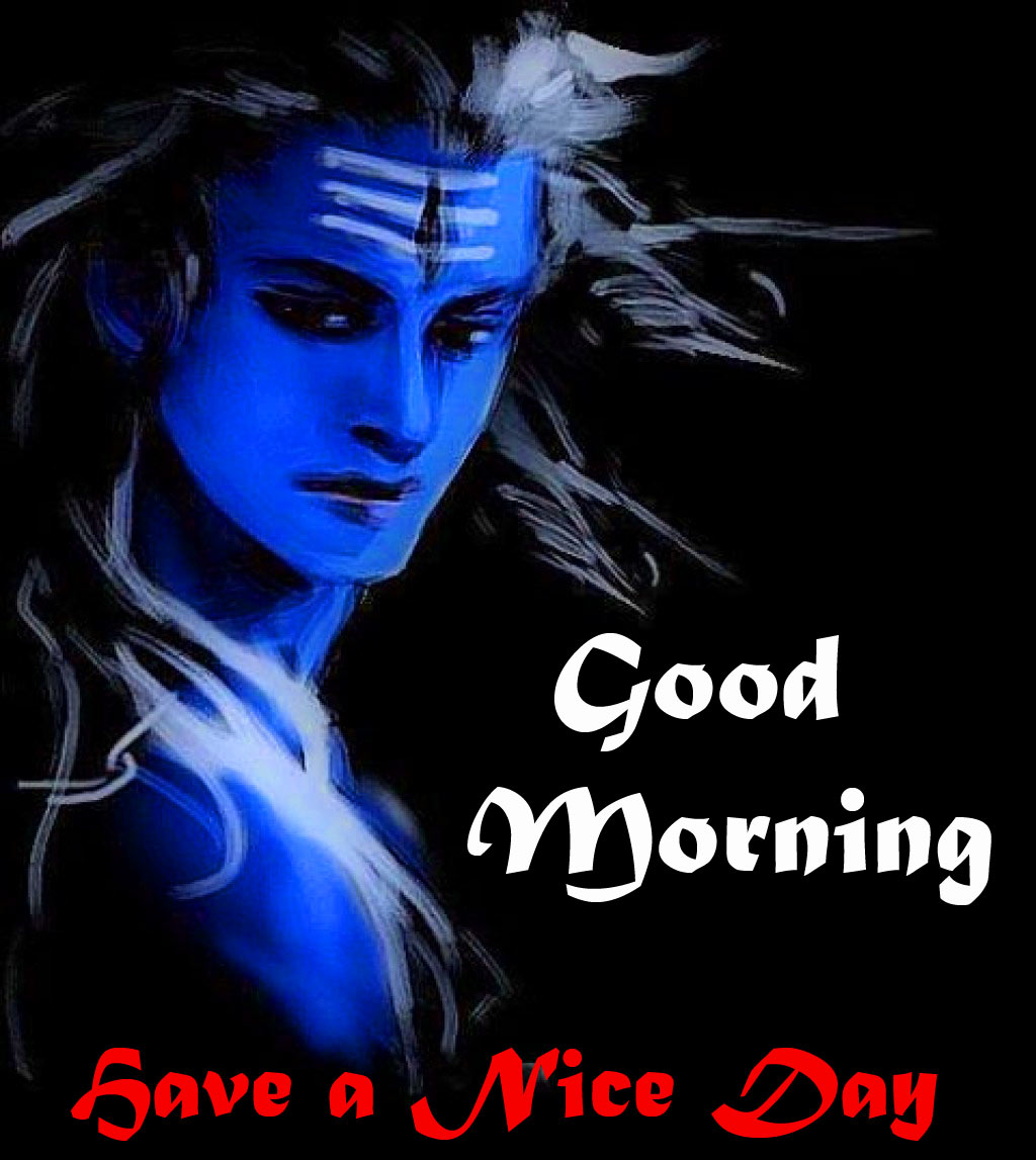 Lord shiva good morning Pics Download