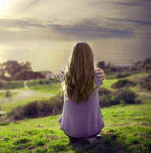 Sitting Alone Sad Girl Images For Dp For Whatsapp wallpaper photo free download