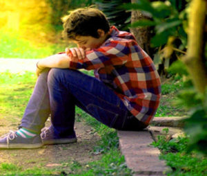 Sitting Alone Sad Girl Images For Dp For Whatsapp pictures pics for facebook