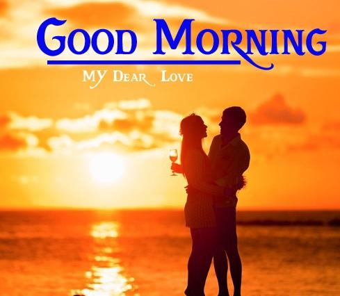 Husband Good Morning Wallpaper HD Download