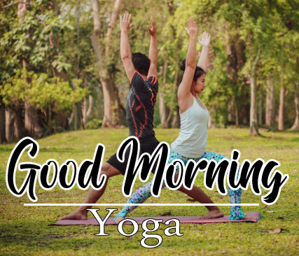 Best Quality Good Morning Images For Yoga Lover Pics Download