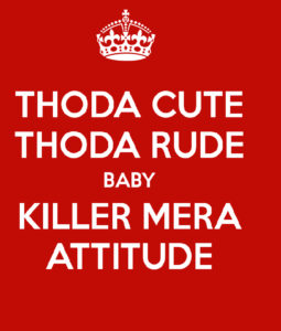 Hindi Attitude Status Images wallpaper photo for whatsapp
