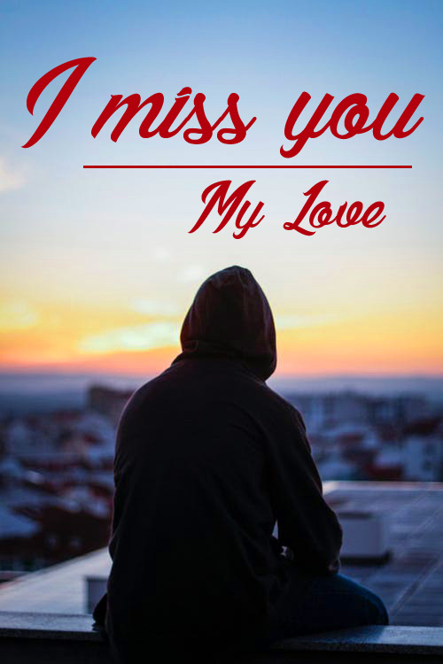 I miss you Photo Download