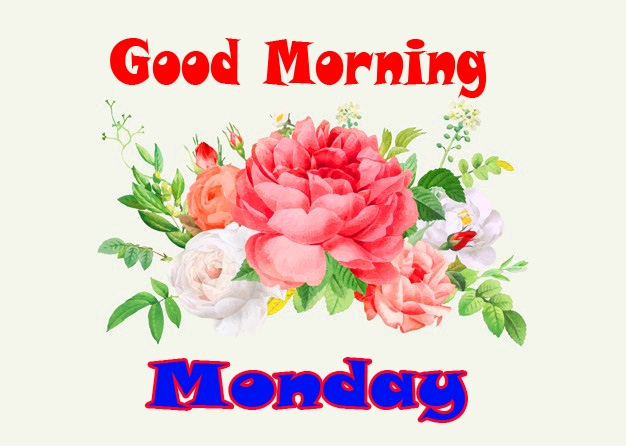 Monday Good Morning Images Wallpaper Free Download