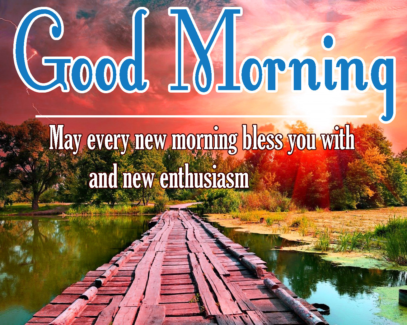 Nature Good Morning Wallpaper Free Download