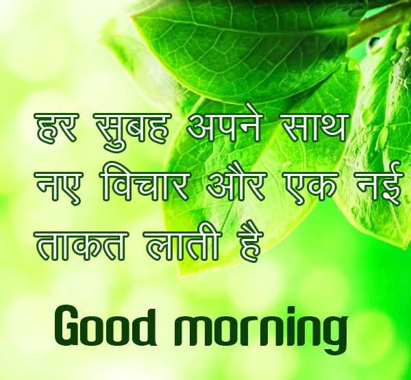 Good Morning Image with Nature Pics Pictures