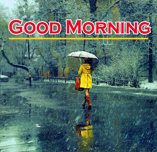 Rainy Day Good Morning Images 3