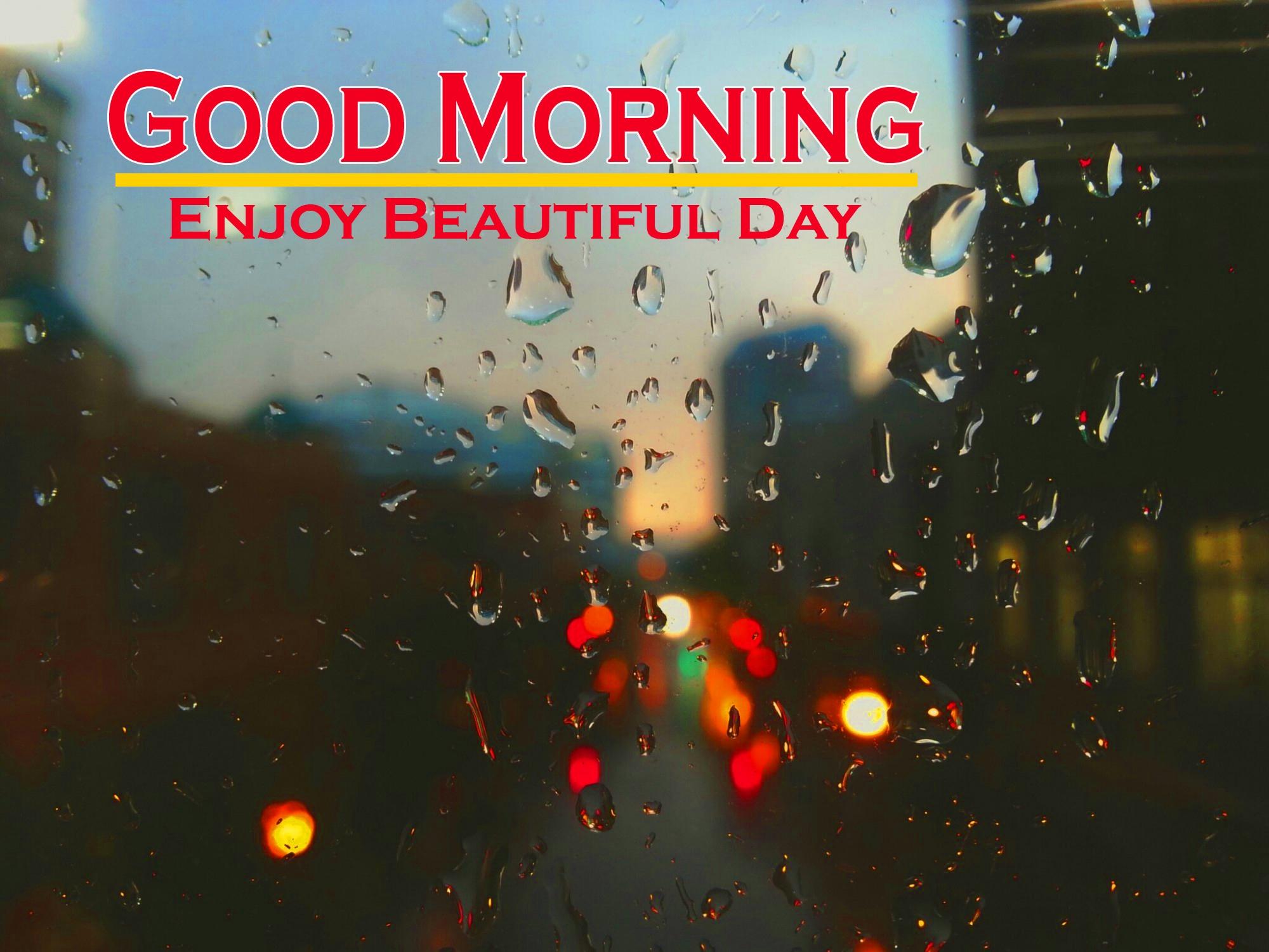 Rainy Day Good Morning Images 6
