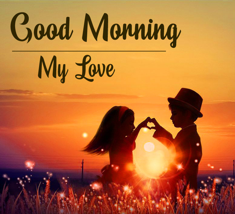 Romantic Good morning Images for My Love