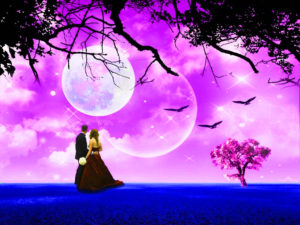 Romantic Love Profile Images photo wallpaper for facebook
