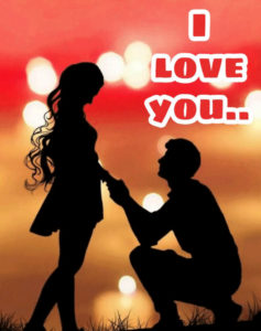 Whatsapp Dp Images Pics Wallpaper With I love You Photo