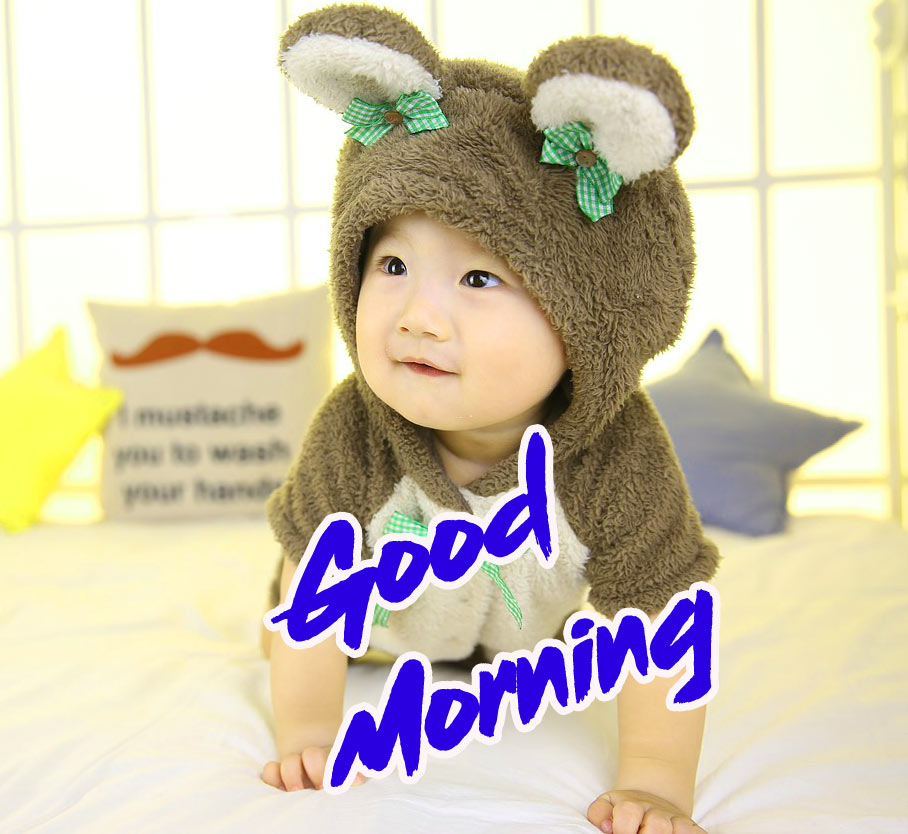 Good Morning Baby Images Photo for Facebook