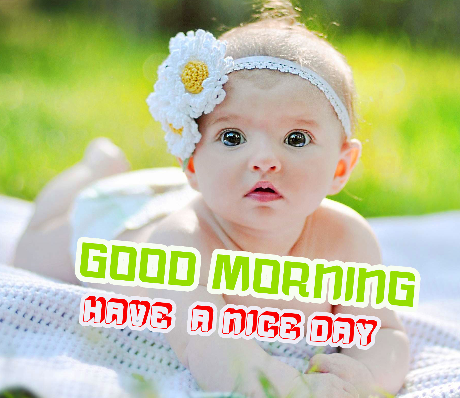 Good Morning Baby Images Wallpaper Download