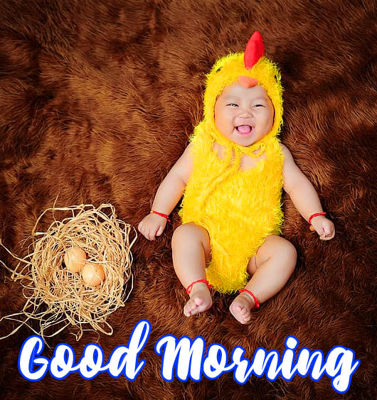Good Morning Baby Images Pics Free Download