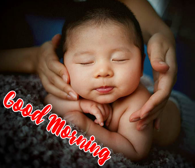 Good Morning Baby Images Wallpaper HD