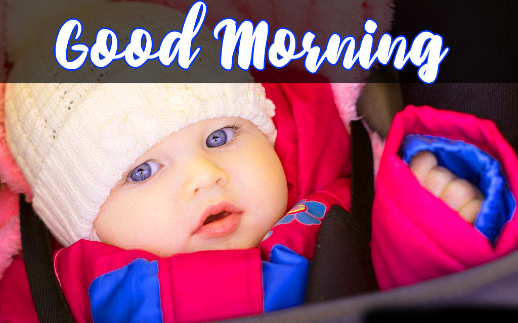 Good Morning Baby Images Wallpaper