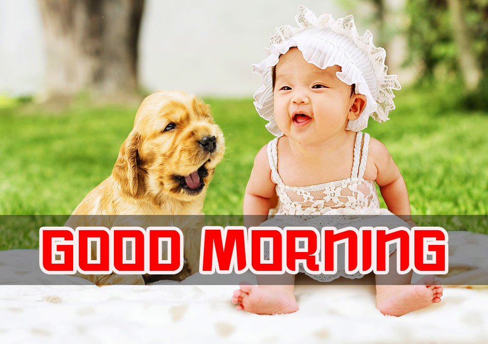 Good Morning Baby Images Wallpaper Pics Free for Facebook