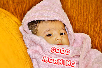 Good Morning Baby Images Pics HD