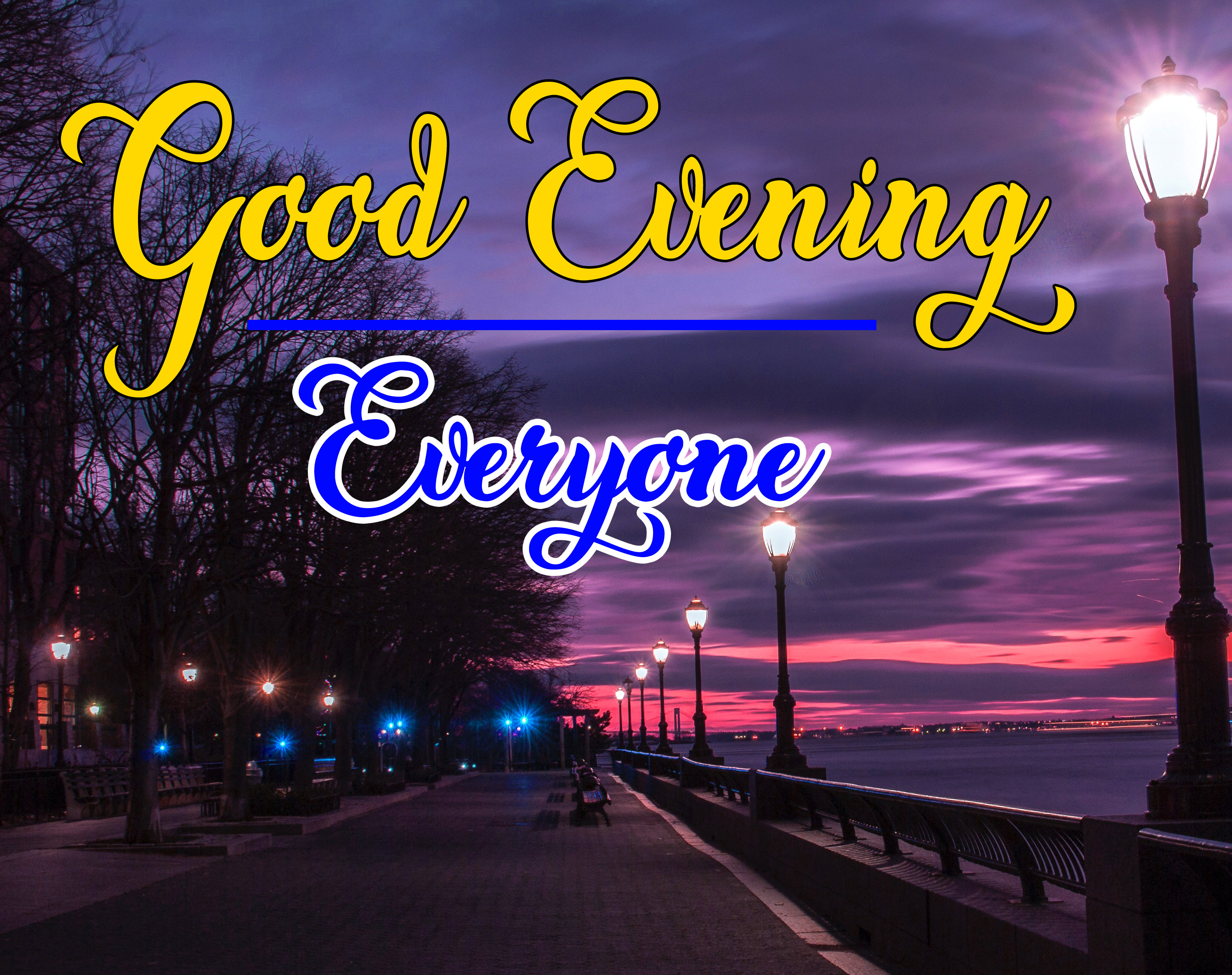 good evening Wallpaper 13