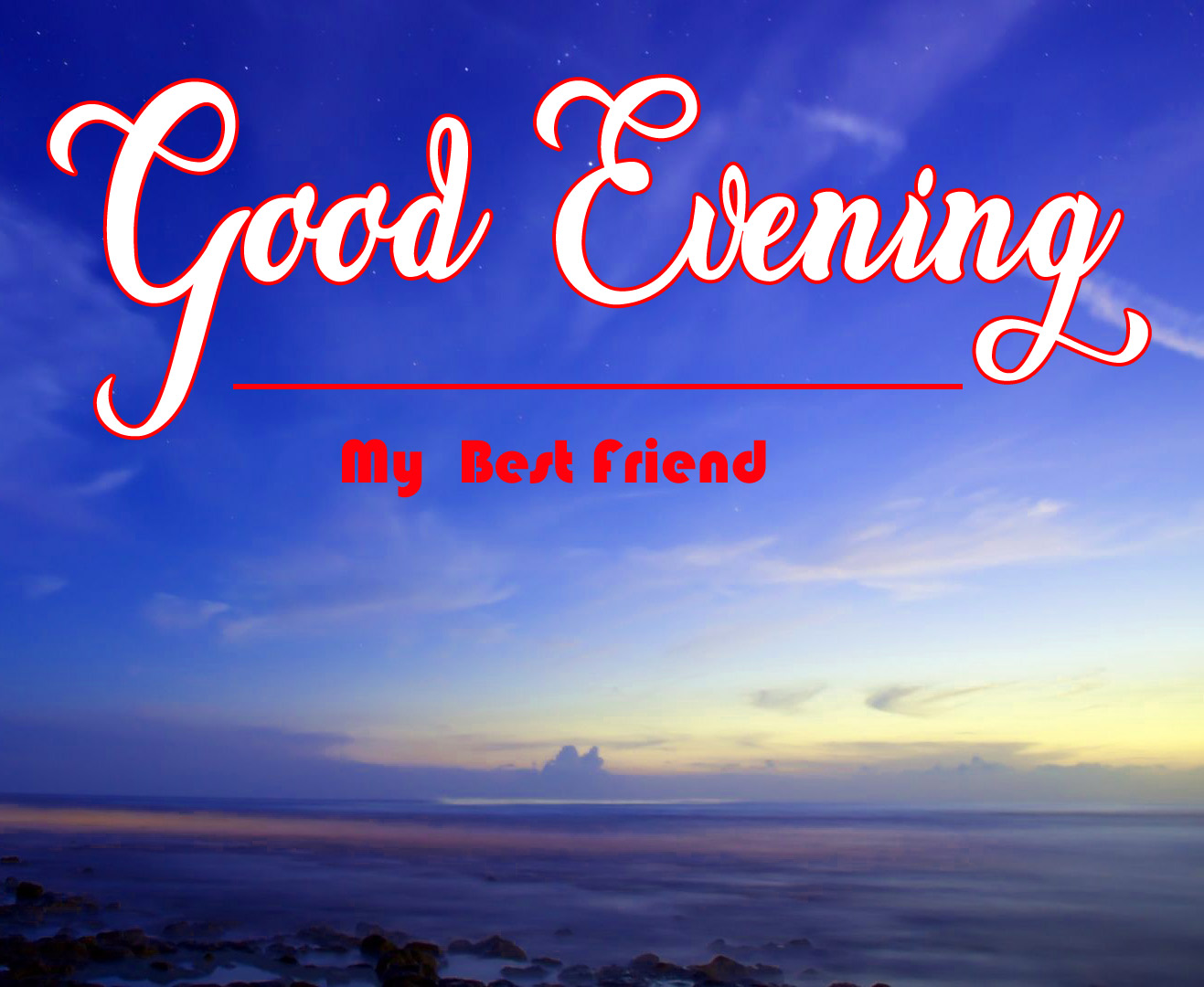good evening Wallpaper 5