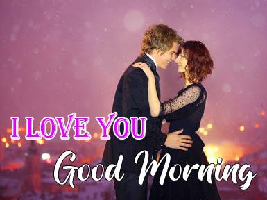 Romantic Good Morning Photo Free