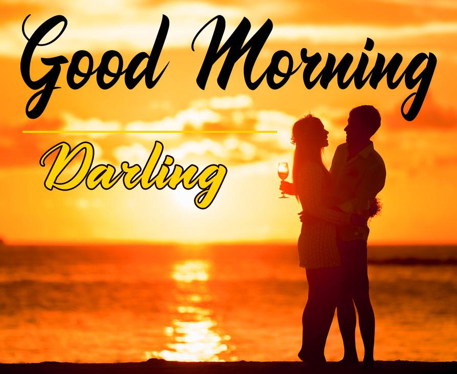 Romantic Good Morning Pic Dear