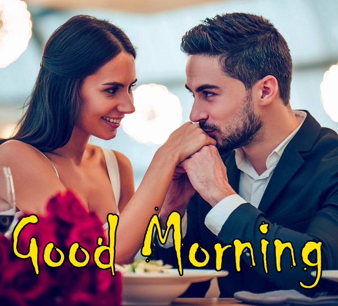 Romantic Good Morning Images HD For Couple